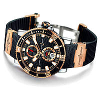 Часы Ulysse Nardin Maxi Marine, механические, мужские