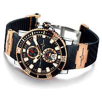 Часы Ulysse Nardin Maxi Marine, механические, мужские, копия ААА
