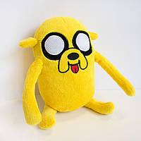"""Мягкая игрушка Собака Джейк с языком""""Время приключений"""""""