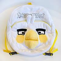 Рюкзак детский Птица Матильда белая (Angry birds)