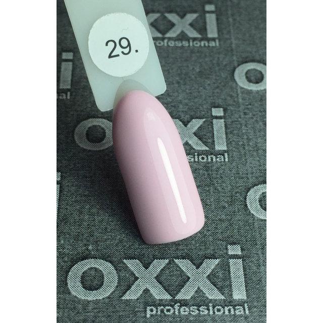 Гель-лак OXXI Professional №29  8 мл