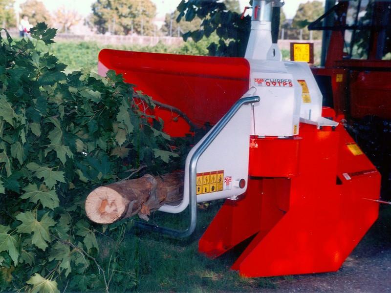 Измельчитель древесины Gandini Chipper Line 09