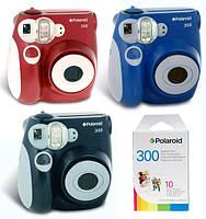 Фотоаппарат Polaroid 300 красный
