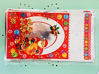 Фольгований Пакет новорічний 20*35, фото 1