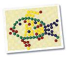 Развивающая игра Мозаика в кейсе Simba 6307440 , фото 4