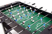 Настольный футбол Hop-Sport Arena black