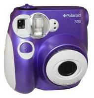 Фотоаппарат Polaroid 300 сиреневый