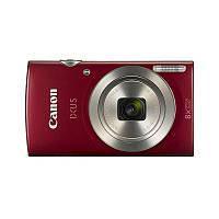 Компактный фотоаппарат Canon Digital IXUS 175 Red