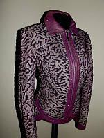 Кожаная куртка из пони , натуральная дубленка