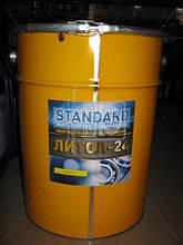 Смазка Литол -24 Standart ведро 20л ДК