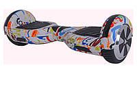 """Гироборд Gyro Smart Pro 6,5"""" Graffiti (LGB65008P)"""