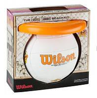 Набор Волейбольный Wilson Endls Sumr Vball Air Disc (WTX0522 KIT)