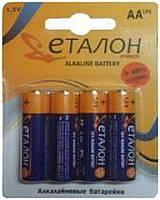 Батарейки ЕТАЛОН R-3 (минипальчик) блистер алкалиновые (48 шт./уп.)