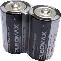 Батарейки PLEOMAX R-20 (бочка) технические (24 шт./уп., 96 шт./ящ.)