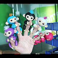 Интерактивная ручная обезьянка + батарейки