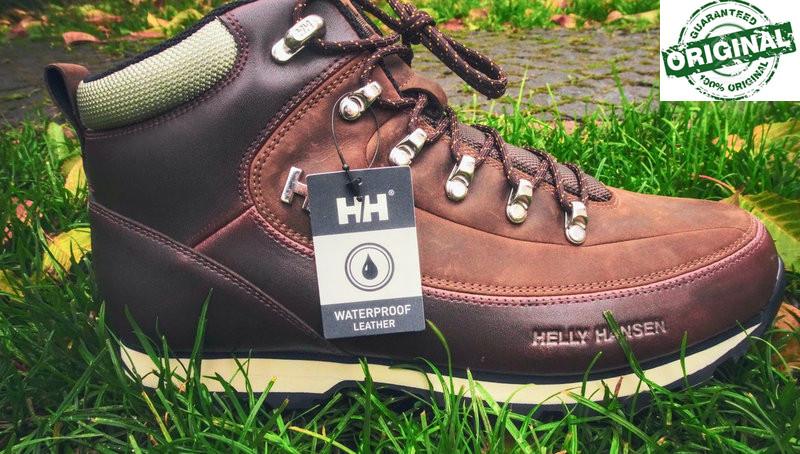 Ботинки Helly Hansen Forester (коричневый) оригинал