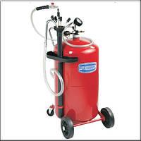 Flexbimec 3080 - Передвижной резервуар для отсоса отработанного масла объемом 90 л