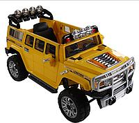 Электромобиль (T-7814 желтый) джип