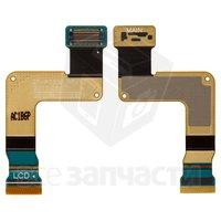 Шлейф для планшетов Samsung P7310 Galaxy Tab, дисплея, с компонентами