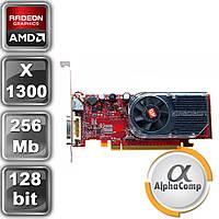 Видеокарта PCI-E ATI Radeon X1300 (256Mb/DDR2) БУ