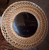 Зеркало плетеное