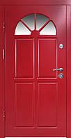 Входные двери Бастион-БЦ Элит Автоэмаль RAL 3018