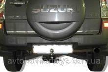 Быстросъемный фаркоп под квадрат вставку (ТСУ, тягово-сцепное устройство) SUZUKI GRAND VITARA XL 7