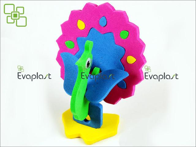 игрушки из эва