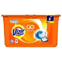 Капсули для прання Vizir Alpine Fresh 38шт.
