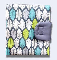 Женский оригинальный кошелечек TwinsStore К12, серый