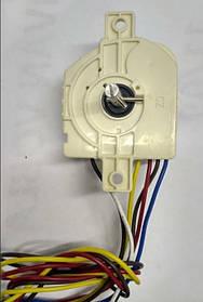 Таймер одинарний 6 проводов для стиральной машины полуавтомат Saturn, Daewoo, Orion, Elenberg
