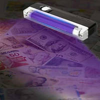 Детектор валют ультрафиолетовый DL-01 Хит продаж!