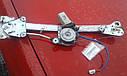 Стеклоподъемник передний правый электрический Mazda 626 GF хетч, седан 2000-02 г.в, фото 4