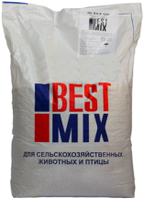 Бест Микс концентрат 8415 для телят 0-15 мес (от 50%-35%-20% ввода), мешки по 25 кг