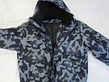 """Куртка утепленная """"Горка-Барс"""" для мобильных групп и охранных структур цвет украина, фото 3"""