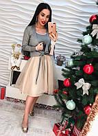 Необыкновенный, женский нарядный комплект: трикотажный жакет и сарафан с юбкой-пачкой. РАЗНЫЕ ЦВЕТА