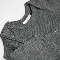 Боди из шерсти мериноса MAM ManyMonths (размер 50-56/62, серый), фото 1