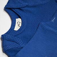 Боди из шерсти мериноса MAM ManyMonths (размер 50-56/62, синий), фото 1