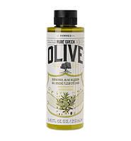 Korres Гель для душа с оливковым цветом Pure Greek Olive