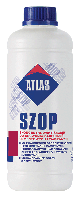 ATLAS SZOP- Средство для очистки цементных и известковых загрязнений .