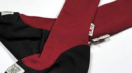 Ботиночки высокие шерстяные с микрофиброй MAM ManyMonths (размер 50-56/62, бордовый)