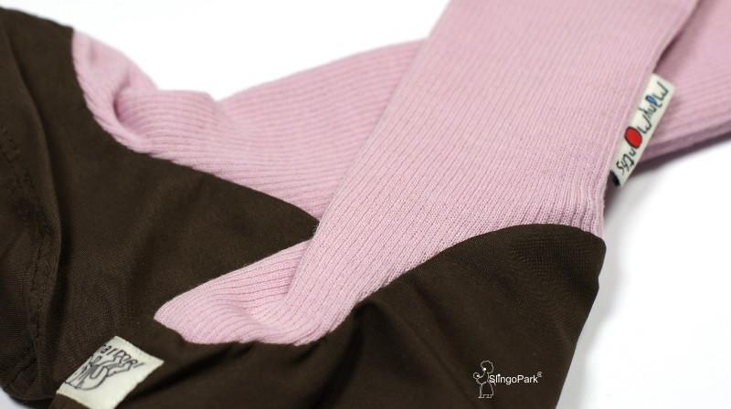 Ботиночки высокие шерстяные с микрофиброй MAM ManyMonths (размер 50-56/62, розовый)