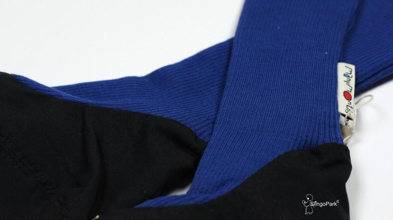 Ботиночки высокие шерстяные с микрофиброй MAM ManyMonths (размер 50-56/62, синий)