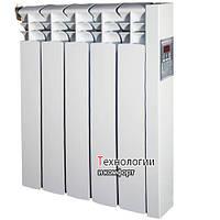 Электрорадиатор Теплотерм 500-10 (Таймер) 10 секций с незамерзающей жидкостью