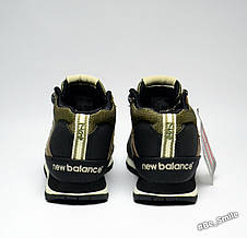 Кросівки чоловічі New Balance 754 HL754BB (камуфляж) зимові (Top replic), фото 3