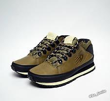 Кросівки чоловічі New Balance 754 HL754BB (камуфляж) зимові (Top replic), фото 2