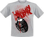 Футболка Linkin Park (меланж)