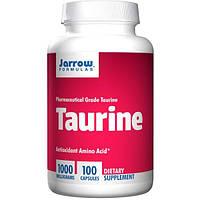 Jarrow Formulas Taurine 1000 mg (100 caps)