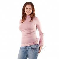 Гольф для кормящих рукав на резинке Розовый Жемчуг ГРУДНИЧОК (размер 48,розовый)