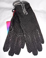 Перчатки женские ластик ( 6.5 - 8.5 )